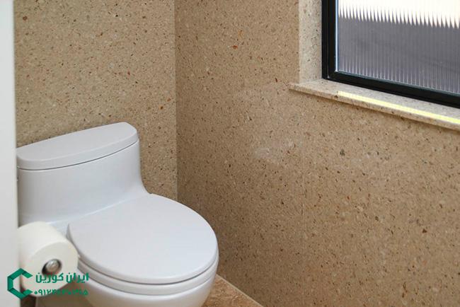 دیوار پوش کورین، صفحه کورین