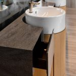 سینک روشویی سرویس بهداشتی سنگی