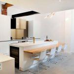صفحه کابینت آشپزخانه ساده
