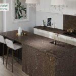صفحه کانتر آشپزخانه سنگ مصنوعی کوارتز