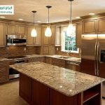 سنگ طبیعی برای کانتر آشپزخانه