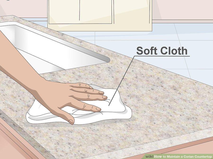 تمیز کردن صفحه کورین