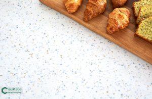 سنگ کورین دانه ریز ، بهترین انتخاب برای صفحه کابینت آشپزخانه